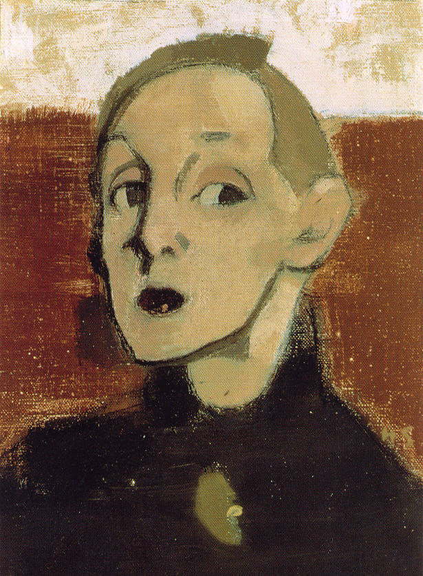 Les autoportraits d'Helene Schjerfbeck Schjer21