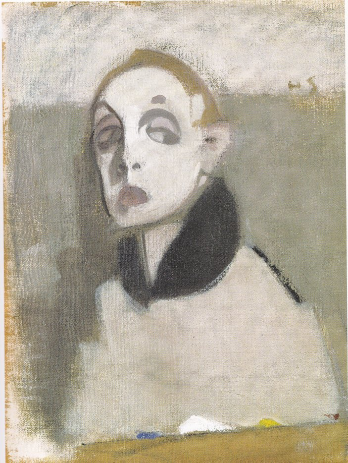 Les autoportraits d'Helene Schjerfbeck Schjer22