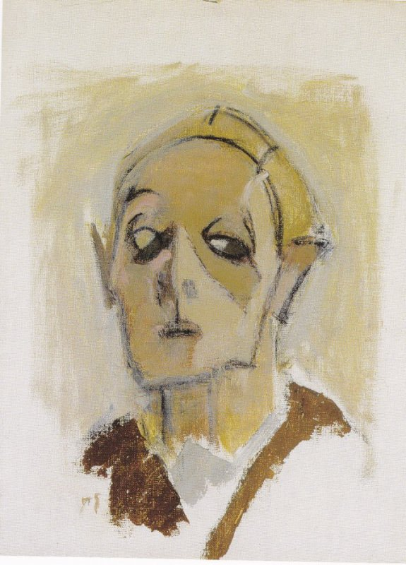 Les autoportraits d'Helene Schjerfbeck Schjer23