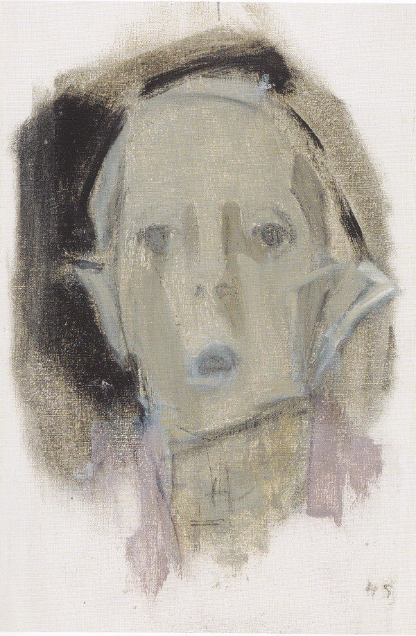 Les autoportraits d'Helene Schjerfbeck Schjer24