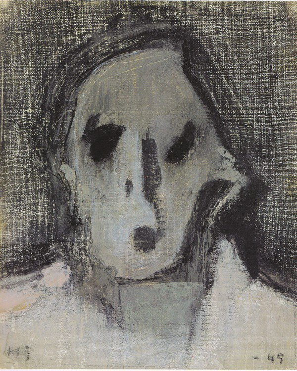 Les autoportraits d'Helene Schjerfbeck Schjer29