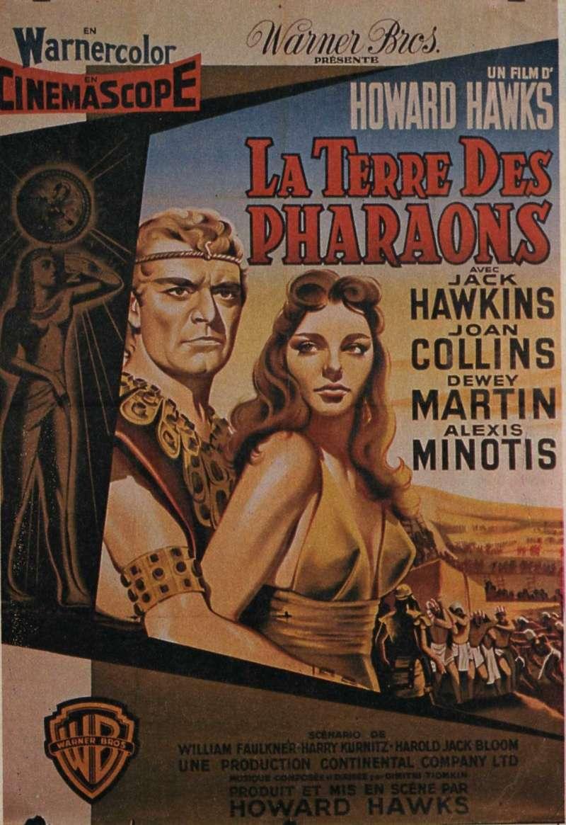 La Terre des Pharaons. Land of the Pharaohs. 1955. Howard Hawks. 4274810