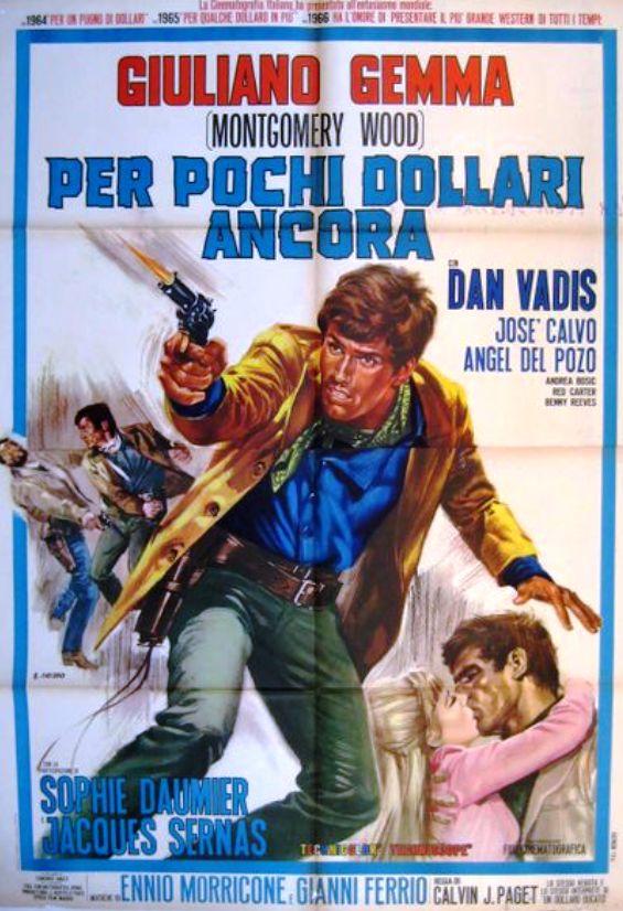3 cavaliers pour Fort Yuma . Per Pochi Dollari Ancora . 1966 . Giorgio Ferroni. 438px-10