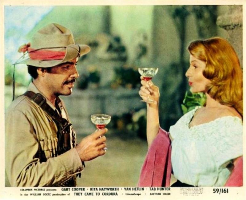 Ceux de Cordura. They came to Cordura. 1959. Robert Rossen. 90363010