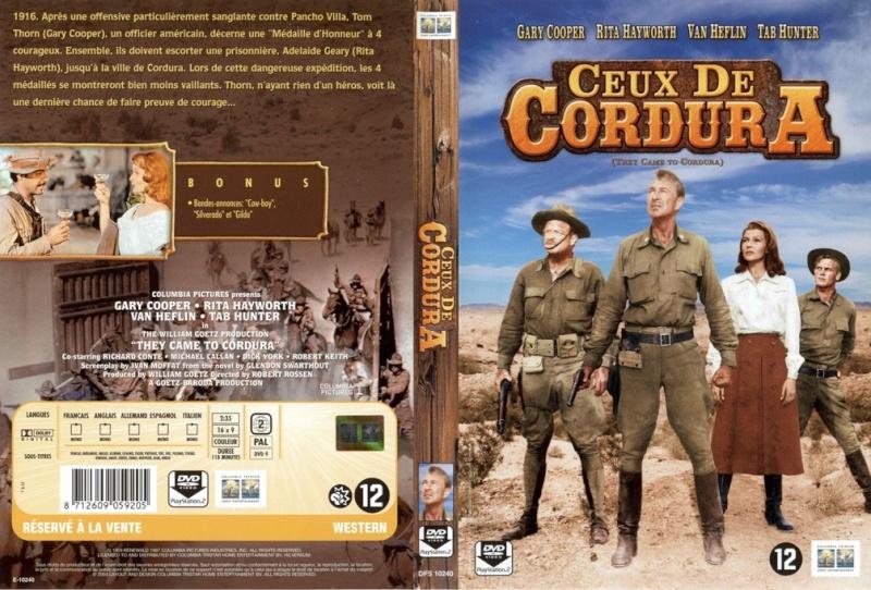Ceux de Cordura. They came to Cordura. 1959. Robert Rossen. Ceux_d10