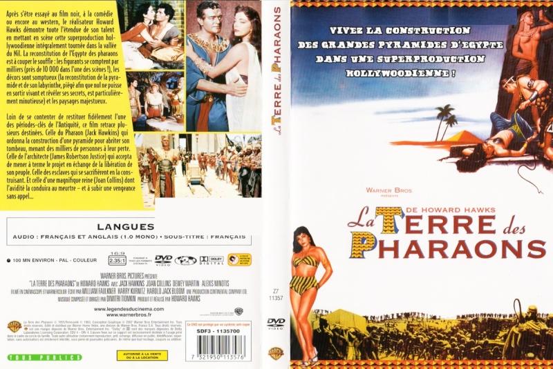 La Terre des Pharaons. Land of the Pharaohs. 1955. Howard Hawks. La_ter10
