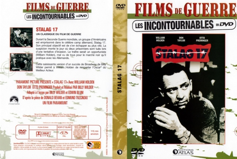 Stalag 17. 1953. Billy Wilder. Stalag11