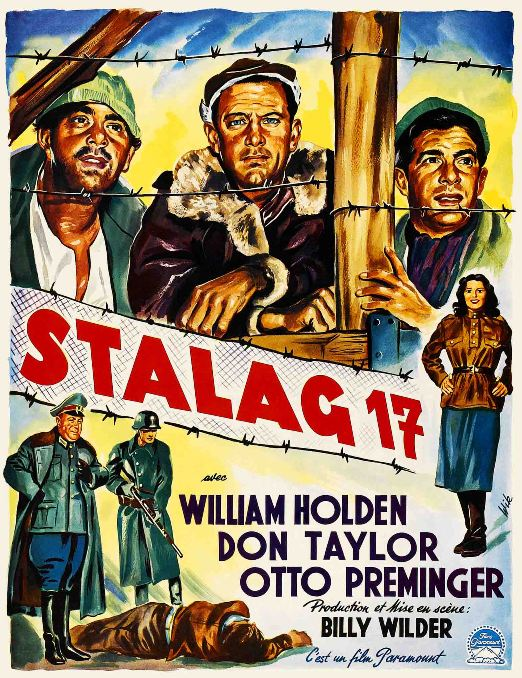 Stalag 17. 1953. Billy Wilder. Url10