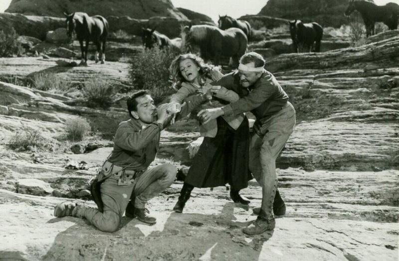 Ceux de Cordura. They came to Cordura. 1959. Robert Rossen. Url18