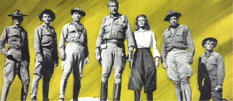 Ceux de Cordura. They came to Cordura. 1959. Robert Rossen. Urlm10