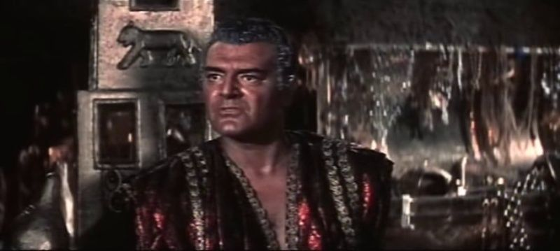 La Terre des Pharaons. Land of the Pharaohs. 1955. Howard Hawks. Vlcsna87