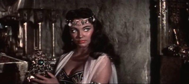 La Terre des Pharaons. Land of the Pharaohs. 1955. Howard Hawks. Vlcsna88