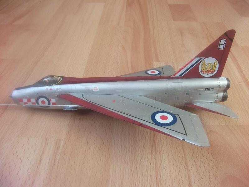 BAC Lightning F.Mk 1 Eduard 1/48° Dscf3710
