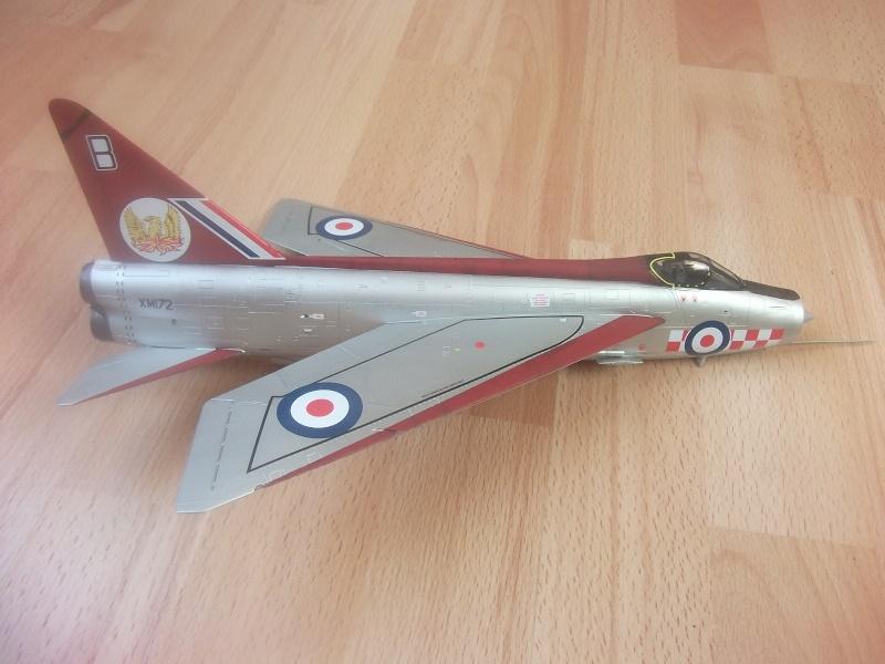 BAC Lightning F.Mk 1 Eduard 1/48° Dscf3711