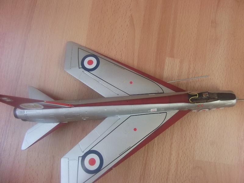BAC Lightning F.Mk 1 Eduard 1/48° Dscf3712
