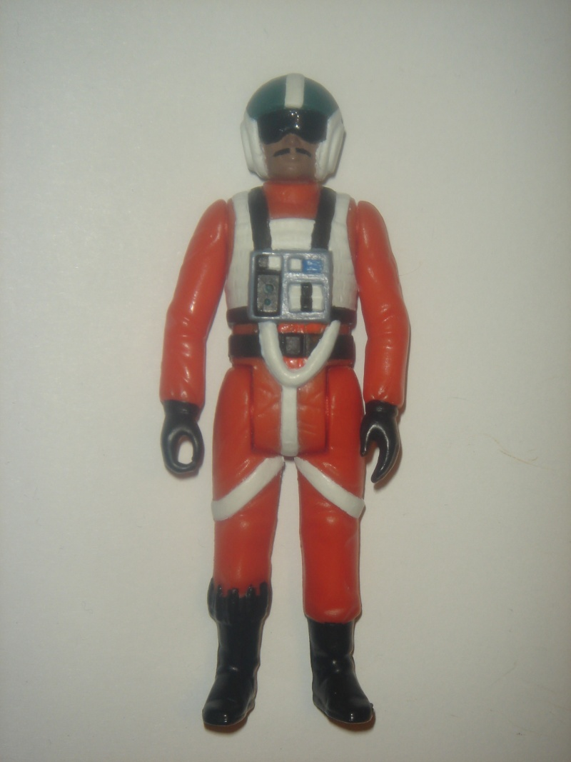 Luke X-Wing Pilot / X-Wing Fighter focus *** Updated March 2015 1101010