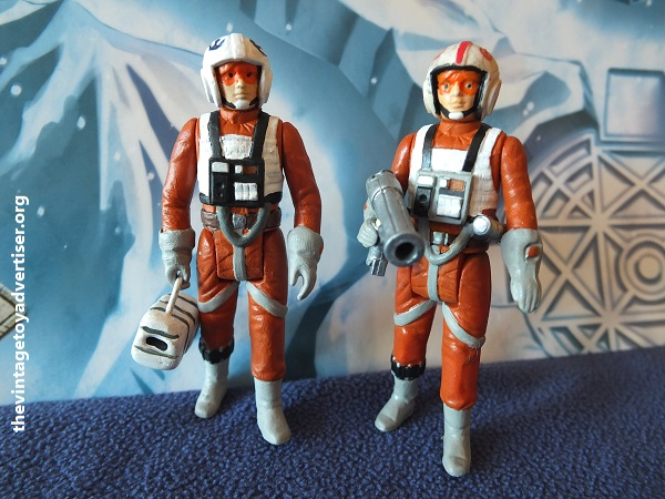 Luke X-Wing Pilot / X-Wing Fighter focus *** Updated March 2015 Dak_an10