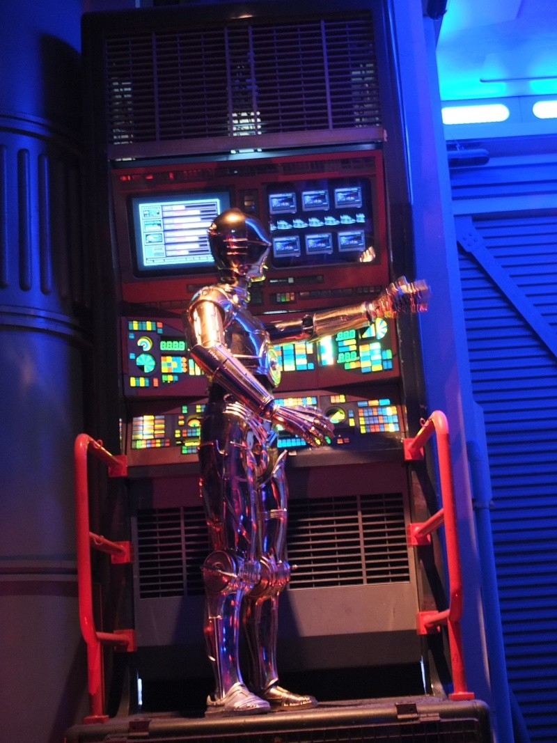 OT - Star Tours, pre and post-Disney ownership of the brand Disney11