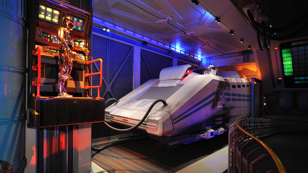 OT - Star Tours, pre and post-Disney ownership of the brand Disney13