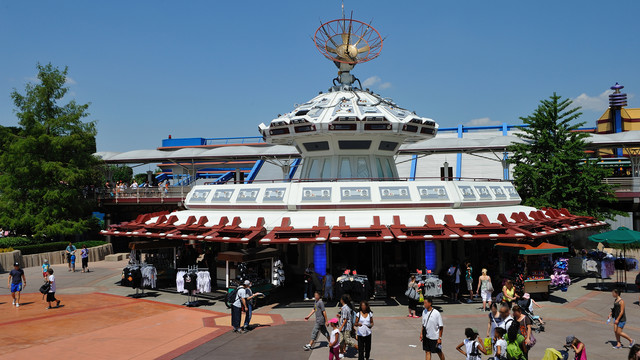 OT - Star Tours, pre and post-Disney ownership of the brand Disney14