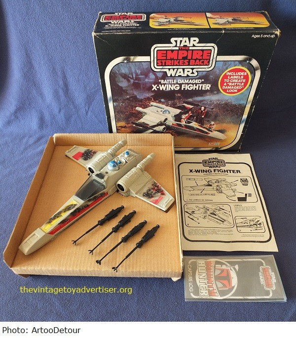 Luke X-Wing Pilot / X-Wing Fighter focus *** Updated March 2015 Esb_pa10