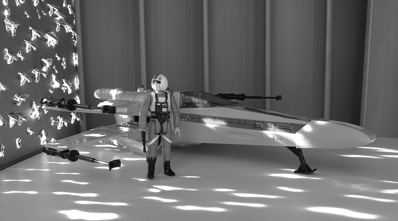 Luke X-Wing Pilot / X-Wing Fighter focus *** Updated March 2015 Luke_x10