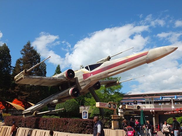 OT - Star Tours, pre and post-Disney ownership of the brand St0210