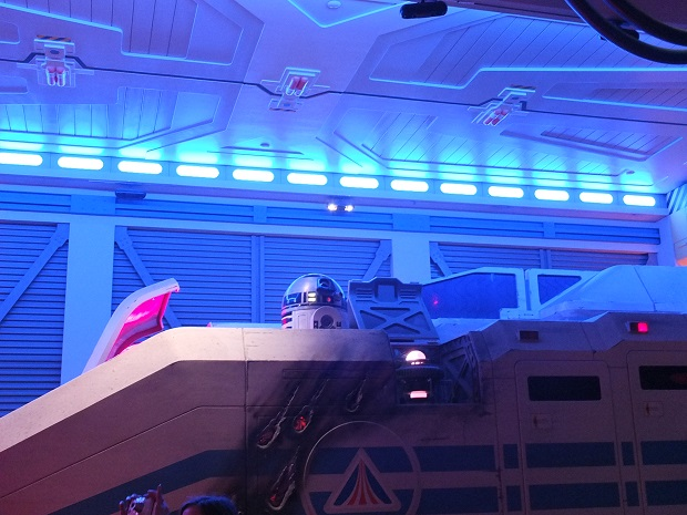 OT - Star Tours, pre and post-Disney ownership of the brand St0410