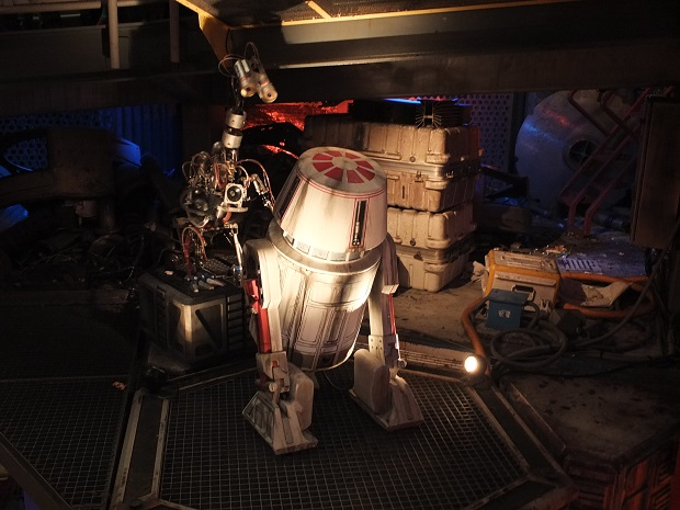 OT - Star Tours, pre and post-Disney ownership of the brand St0710