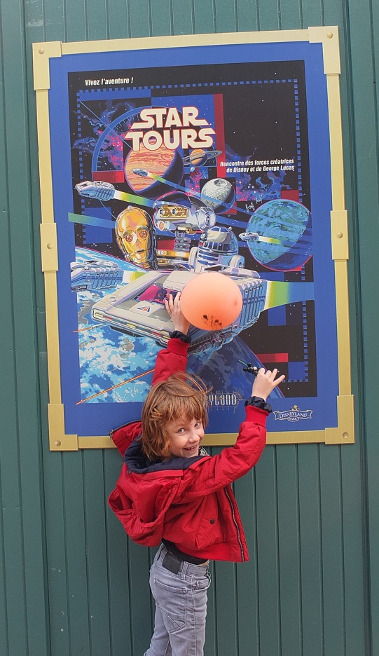 OT - Star Tours, pre and post-Disney ownership of the brand St1210