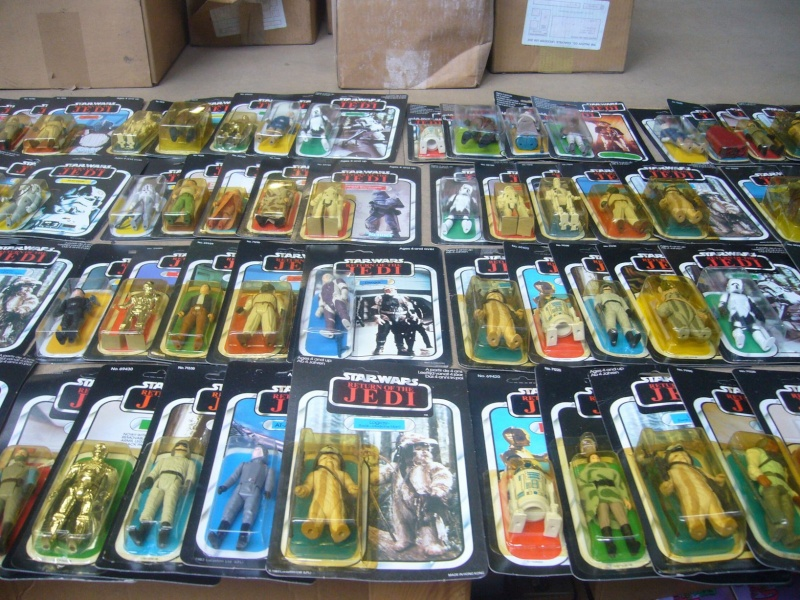 SW toys and other toy treasures discovered in a toy shop closed since 2009!  Wo_0110