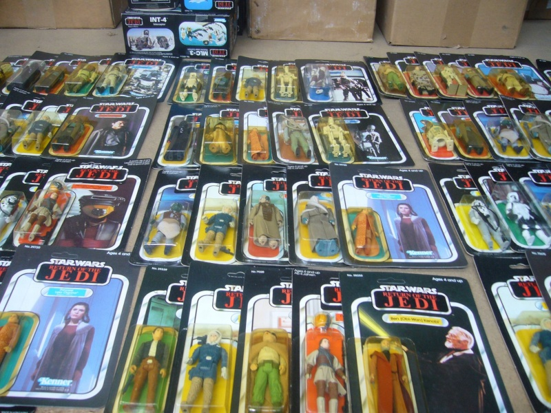 SW toys and other toy treasures discovered in a toy shop closed since 2009!  Wo_0310