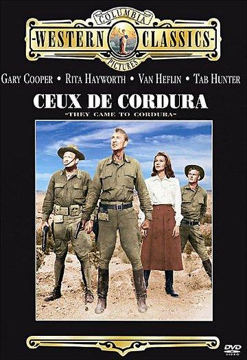 Ceux de Cordura. They came to Cordura. 1959. Robert Rossen. 11081210