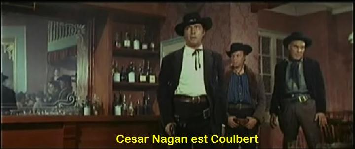 Le défi des implacables . ( Oeste Nevada Joe ) . 1964 . Ignacio F. Iquino . Coulbe10