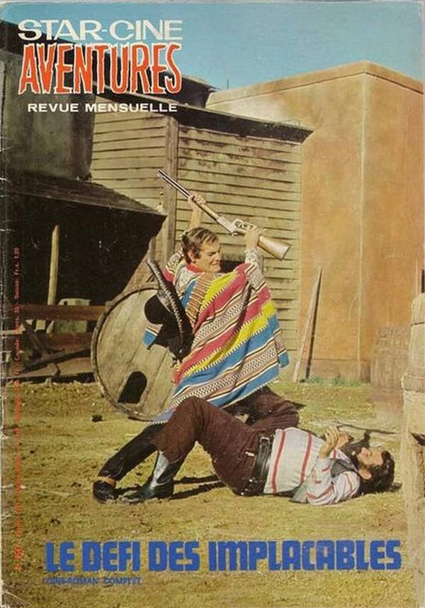 Le défi des implacables . ( Oeste Nevada Joe ) . 1964 . Ignacio F. Iquino . Edocle10