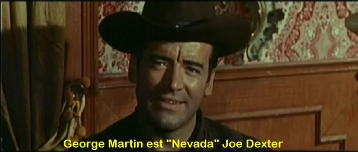 Le défi des implacables . ( Oeste Nevada Joe ) . 1964 . Ignacio F. Iquino . Nevado10