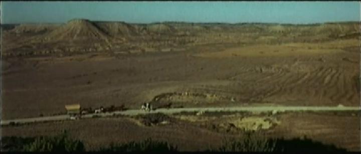 Le défi des implacables . ( Oeste Nevada Joe ) . 1964 . Ignacio F. Iquino . - Page 2 Paysag11
