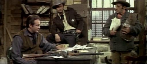 Trois cavaliers noirs . Tres Hombres Buenos . 1963. J.L. Romero Marchent. Qjvizn10