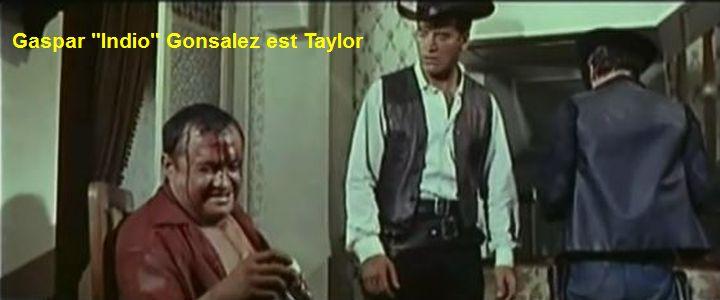 Le défi des implacables . ( Oeste Nevada Joe ) . 1964 . Ignacio F. Iquino . Taylor10
