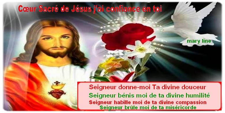 Matin en prières (27 Mars) Seigneur donne moi Ta divine Douceur Sacre11
