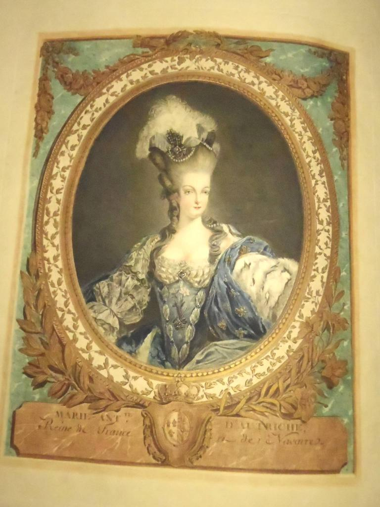 Gravures : Portraits de Marie Antoinette par Jean-François Janinet, d'après Dagoty -janin10
