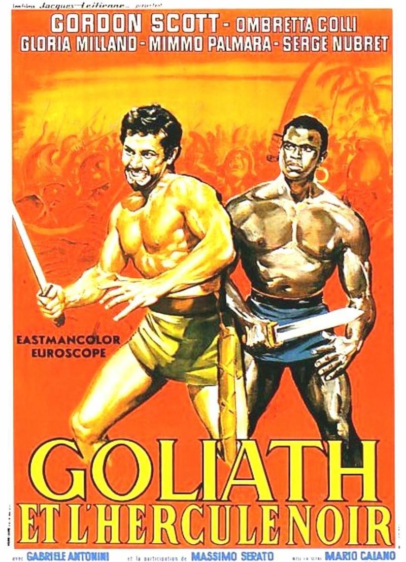 Goliath et l'Hercule noir-Goliath e la schiava ribelle- 1963- Mario Caiano 2241810