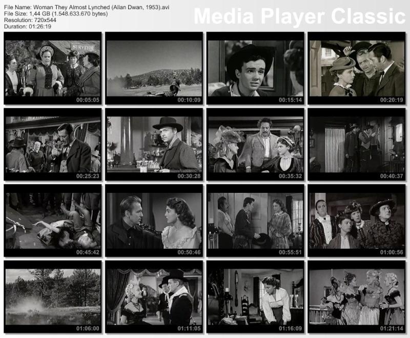 La Femme qui Faillit être Lynchée - Woman They Almost Lynched - 1953 - Allan Dwan Er30hc10
