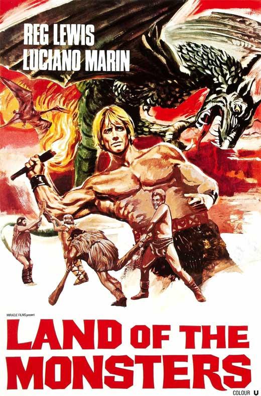 Maciste contre les Monstres - Maciste contro i mostri - 1962 - Guido Maletesta  Fire-m10