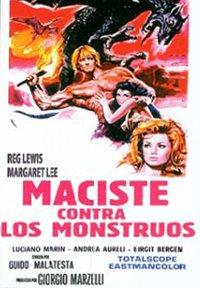 Maciste contre les Monstres - Maciste contro i mostri - 1962 - Guido Maletesta  Fire_m11