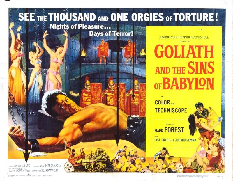 Le retour des Titans. Maciste, l'eroe più grande del mondo. 1963. Michele Lupo. Goliat12
