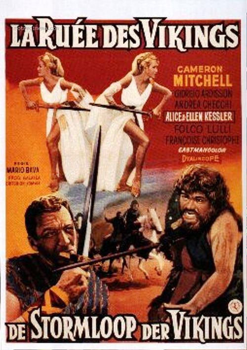La ruée des Vikings - Gli invasore - 1961- Mario Bava La-rue10