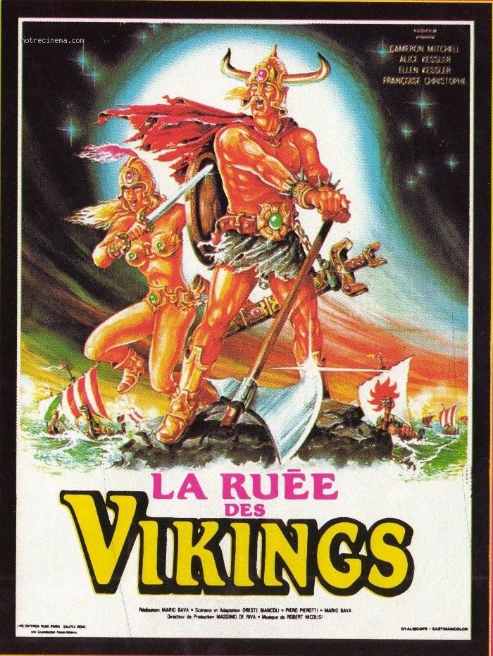 La ruée des Vikings - Gli invasore - 1961- Mario Bava La-rue11