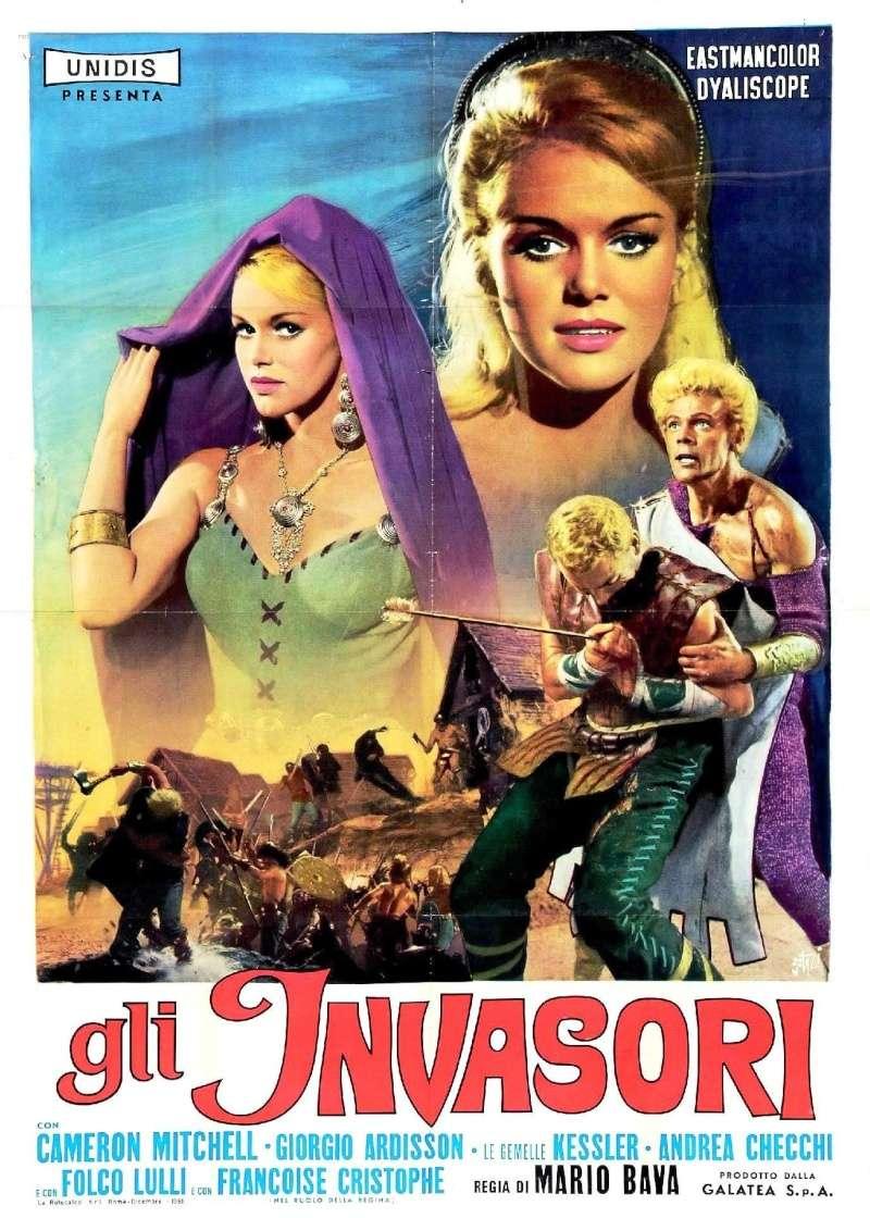 La ruée des Vikings - Gli invasore - 1961- Mario Bava La-rue12