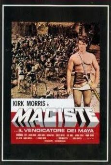 Maciste, le vengeur du Dieu Maya- Maciste, il vendicatore dei Maya- 1965- Guido Malatesta Macist11